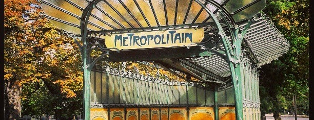 Porte Dauphine is one of Most famous places in Paris.