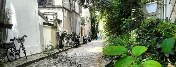 Rue des Thermopyles is one of Paris, FR.