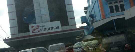 Bank Sinarmas is one of Polda.