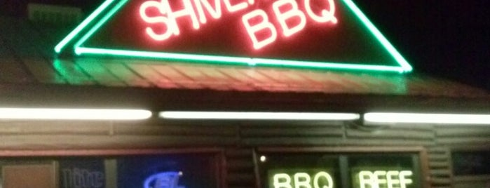Shivers Bar-B-Q is one of Restaurants to visit.