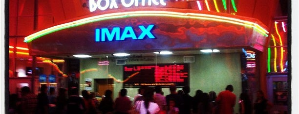 Cobb Theatre Dolphin 19 & IMAX is one of Miami's must visit!.