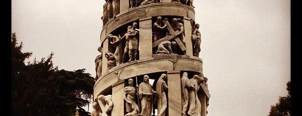 Cimitero Monumentale is one of Milano.