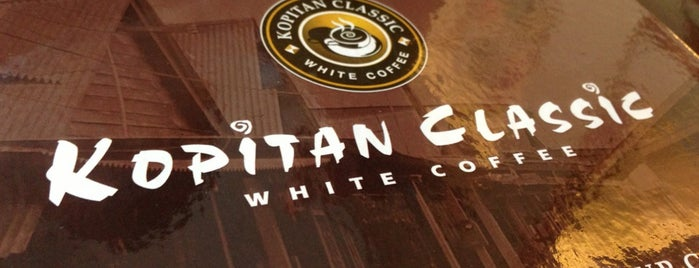 Kopitan Classic White Coffee is one of penang-bukit mertajam.