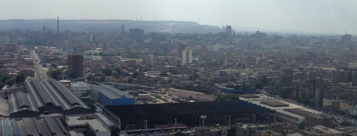 Nile City Towers is one of Cairo's Best Spots & Must Do's!.