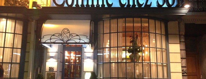 Comme Chez Soi is one of Restos.