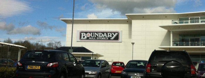 Boundary Mill Stores is one of Shops.