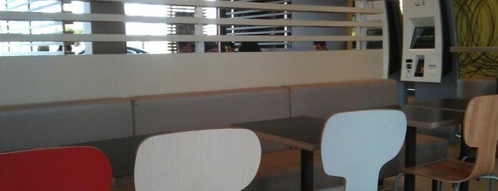 McDonald's is one of Tarragona.