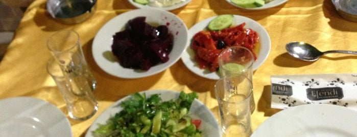 Efendi Restaurant Veli'nin Yeri is one of Gezgin geyikler yemekte.