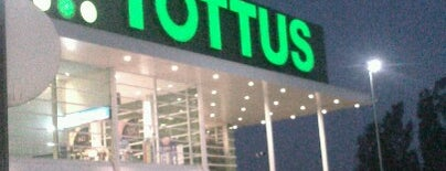 Tottus is one of mis lugares favoritos.