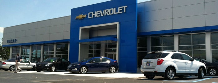 Nucar Chevrolet is one of Places I've been.