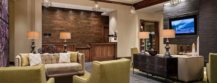 Homewood Suites by Hilton Atlanta Midtown, GA is one of Favorite Spots.