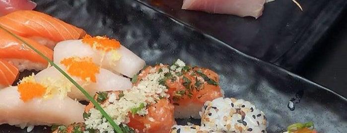 Mori Ohta Sushi is one of Guia Rio Sushi by Hamond.
