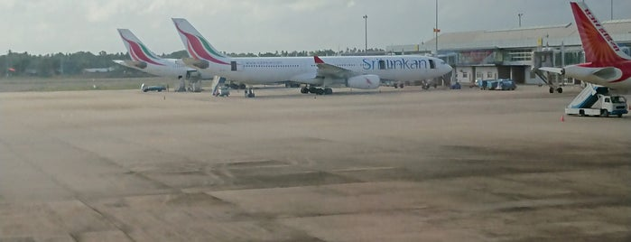 Colombo Airport is one of Airports of the World.