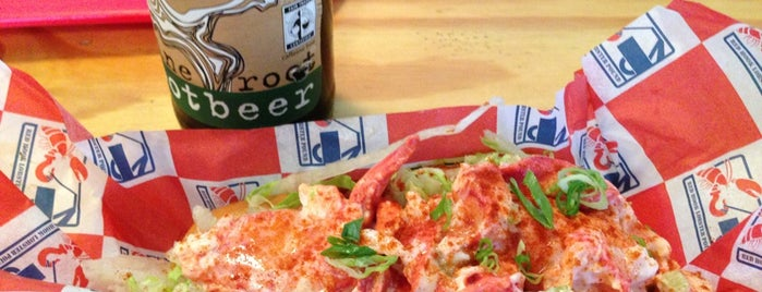 Red Hook Lobster Pound is one of Ultimate Summertime Lobster Rolls.