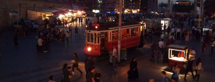 İstiklal Caddesi is one of Findistanbul.com.