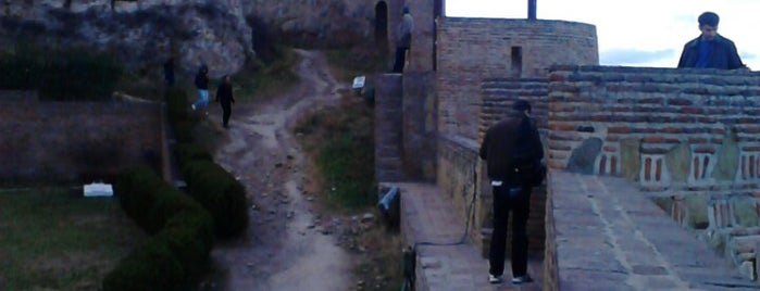 Narikala Fortress is one of Тбилиси.