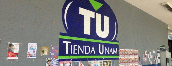 Tienda UNAM is one of Food.