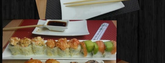 Sushi Circle is one of Favorites Rest..