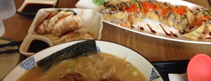 Ogenki Sushi is one of Seattle.