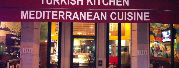 Turkish Kitchen is one of Guide to Berkeley's best spots.