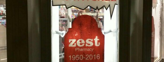 Zest is one of London.