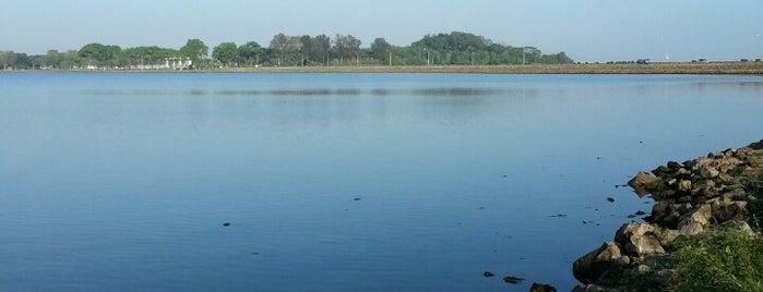 Kranji Reservoir Park is one of Trek Across Singapore.