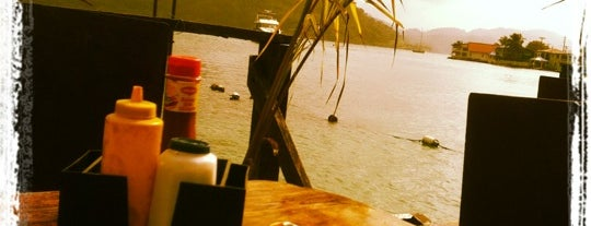 El Bar de Pupy, Isla Grande is one of Top 10 places to try this season.