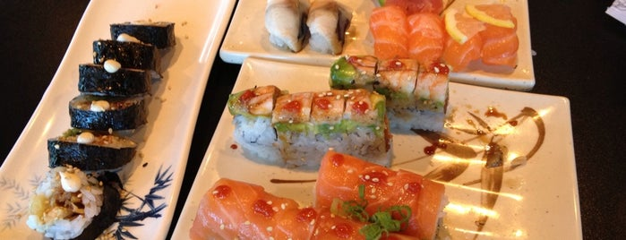 Hiroba Sushi Is One Of The 15 Best Places For Healthy Food In Reno