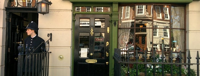 The Sherlock Holmes Museum is one of Places to Visit in London.