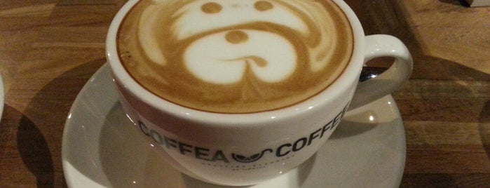 Coffea Coffee is one of Coffee@Venture ^.^v.