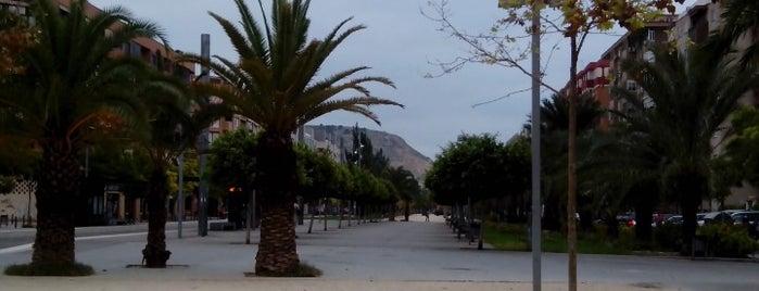Bulevar del Pla is one of España.