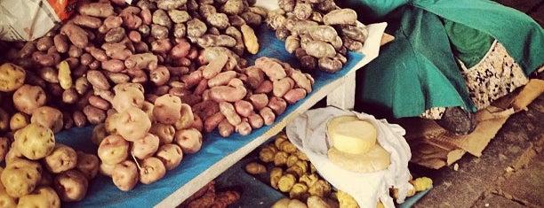 Mercado Central de San Pedro is one of Peru.