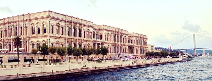 Çırağan Palace Kempinski Istanbul is one of The 15 Best Places with Scenic Views in Istanbul.