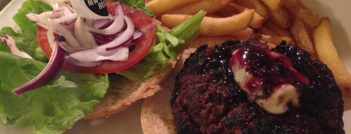 New York Burger is one of Madrid.