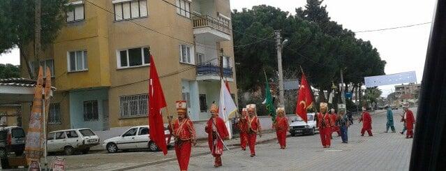 Sarıgöl Otogarı is one of themaraton.