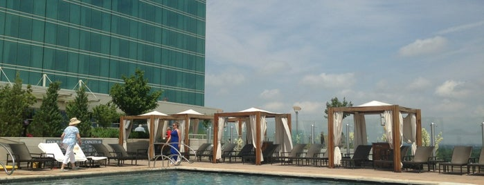 Four Seasons Hotel Is One Of The 15 Best Hotels In St Louis