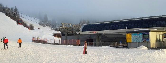 Salvenbahn II is one of Skiwelt Lifts.