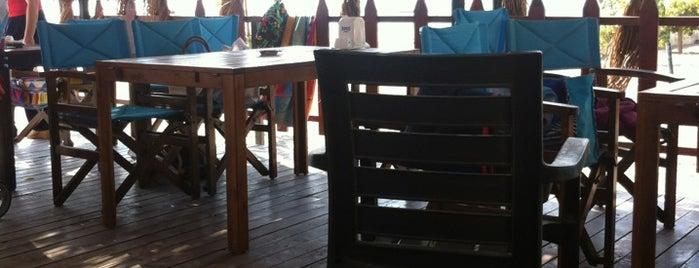 Sahil Cafe & Beach is one of İzmir.