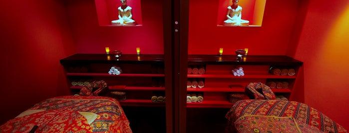 Serendip Spa & Yoga is one of Brussels.