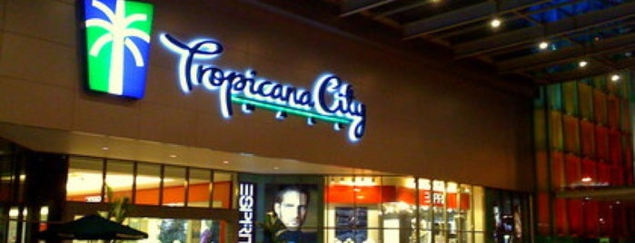 Tropicana City Mall is one of Mall.