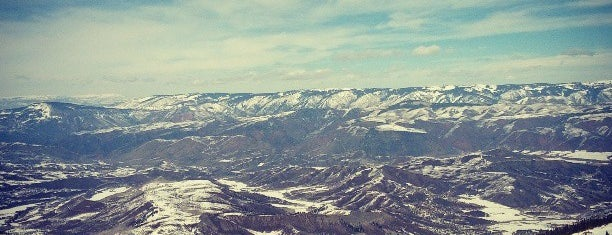 Snowmass Mountain is one of Colorado Ski Areas.