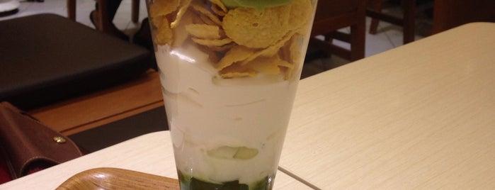Nana's Green Tea is one of wd.