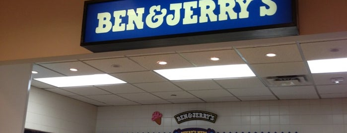 Ben & Jerry's is one of I Scream badge- New York.