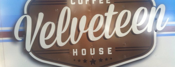 Velveteen Coffee House is one of 2013 Austin Chronicle 'Best of Austin' Food Awards.