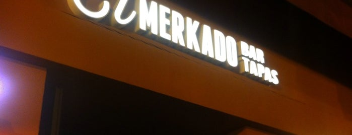 El Merkado is one of Nice.