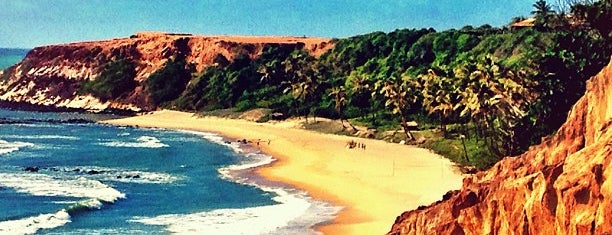 Praia do Amor is one of Barra de Cunhaú.