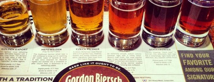 Gordon Biersch Brewery Restaurant is one of Favorite Food.