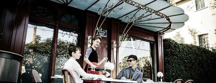 La Crepe Nanou is one of Offbeat's favorite New Orleans restaurants.