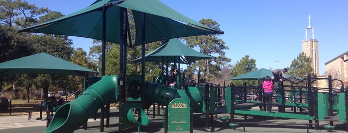 The Best Playgrounds In Houston - 15 of the worlds coolest playgrounds