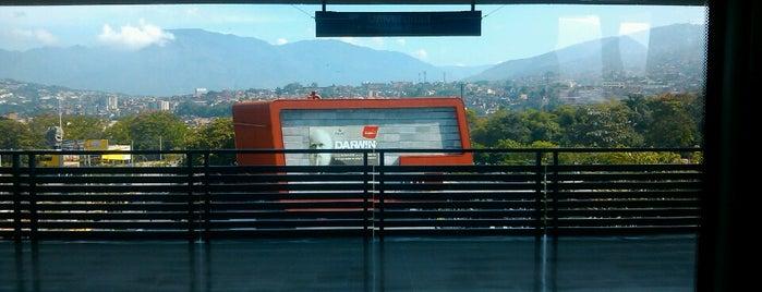 METRO - Estación Universidad is one of Medellín.